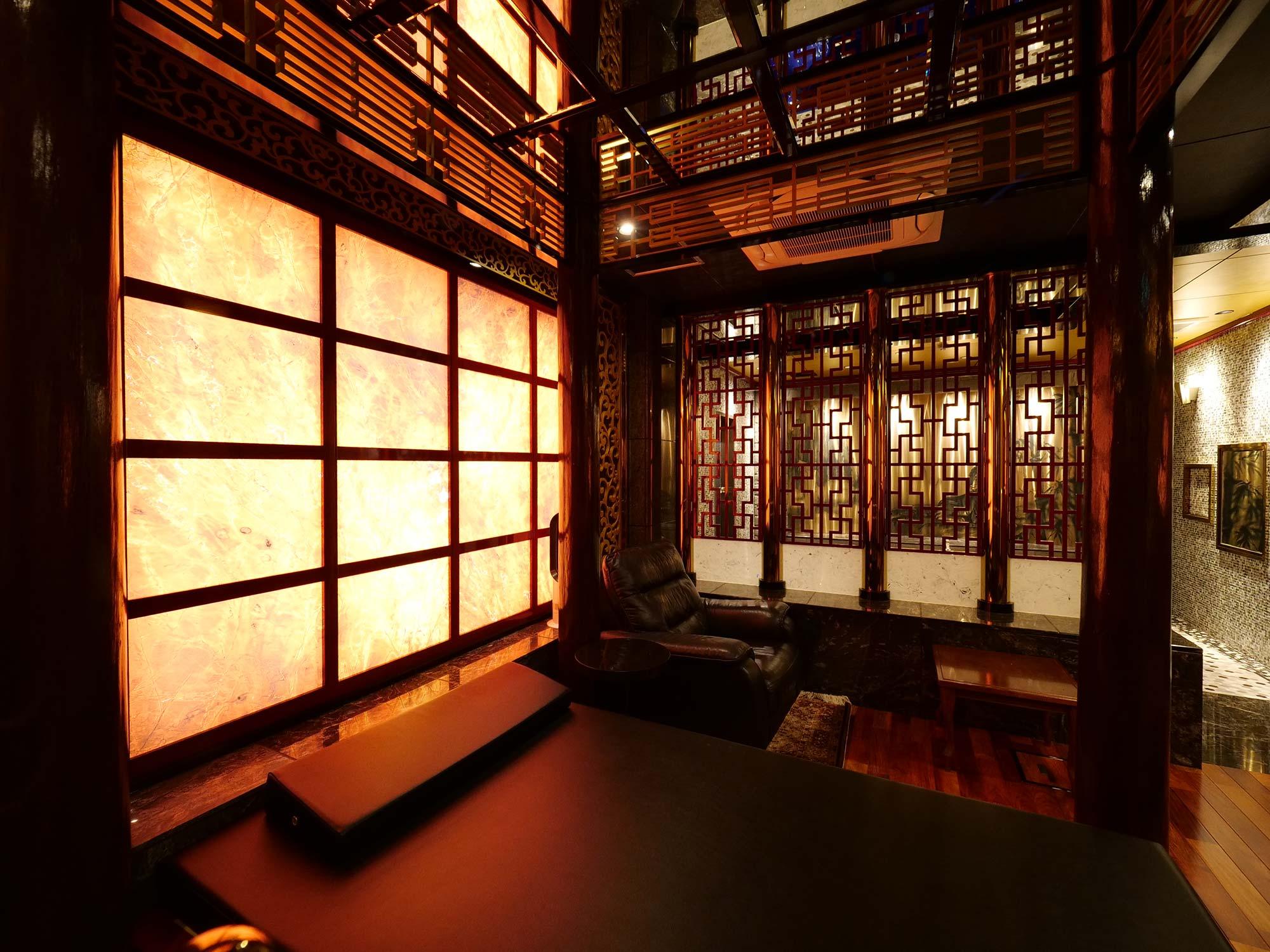 千葉最高級ソープランド 李白 個室 7号室